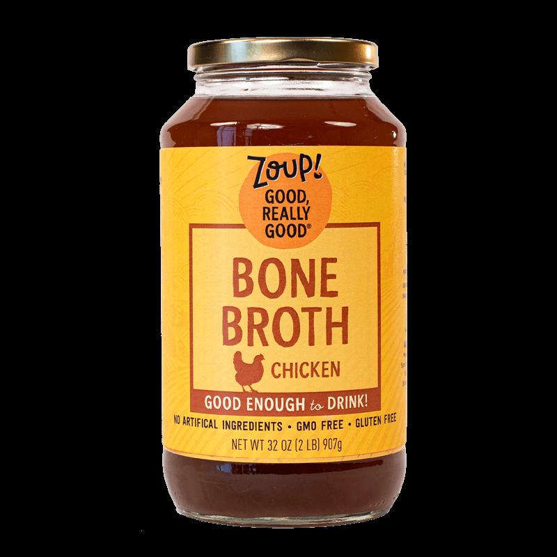 Chicken Bone Broth